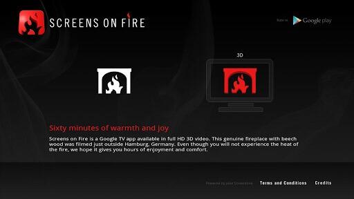 screenapps screens on fire