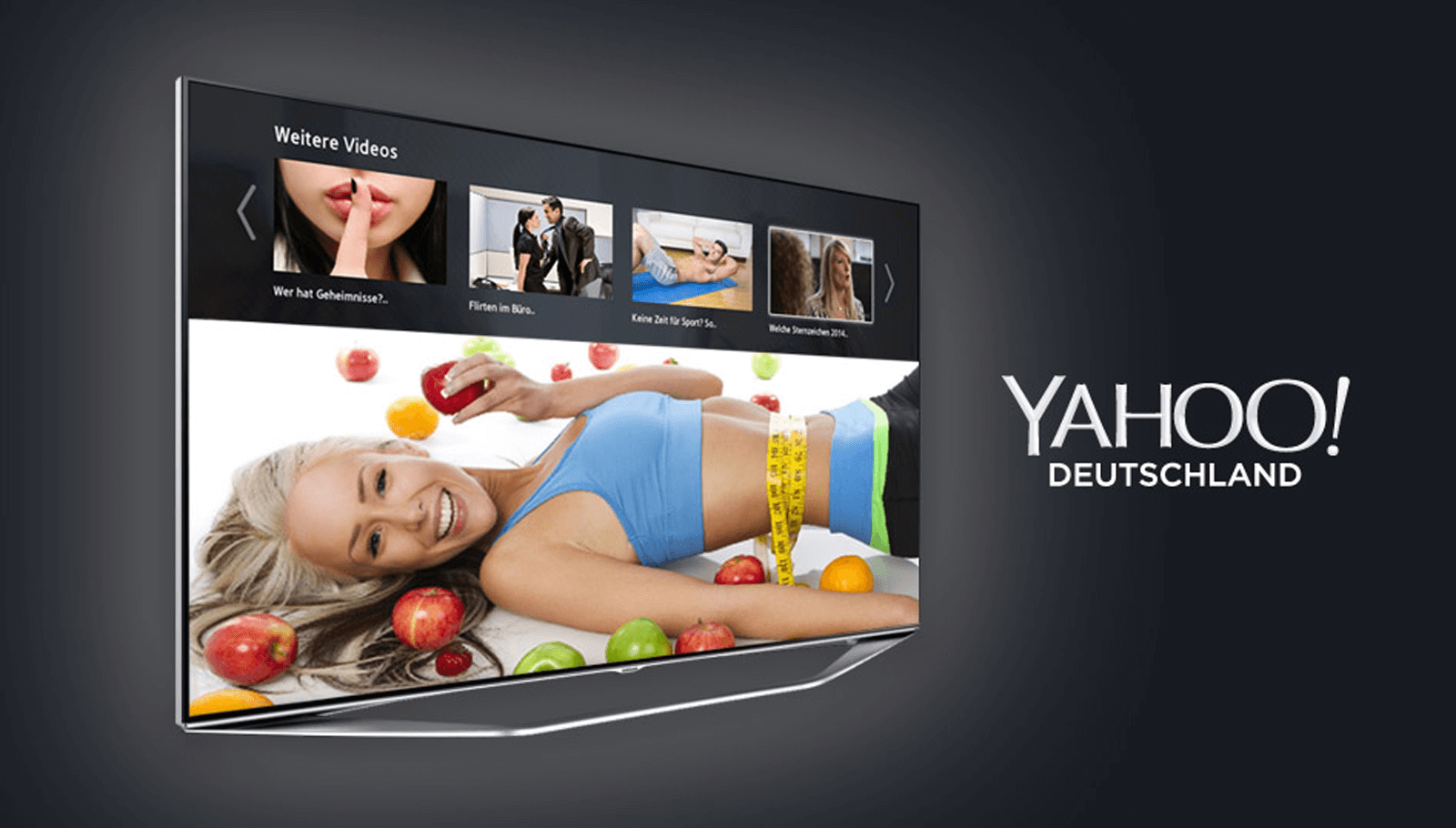 screenapps yahoo smartTV